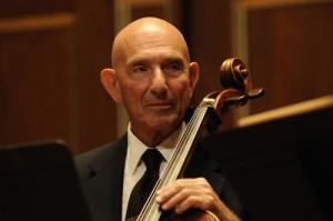 Courtesy Stu Rosner / BSO BSO cellist Jules Eskin