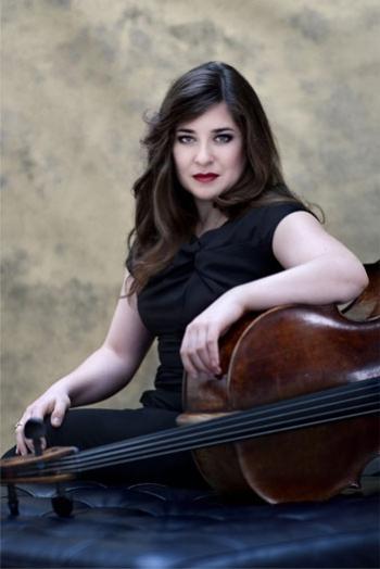 Alisa Weilerstein Picture