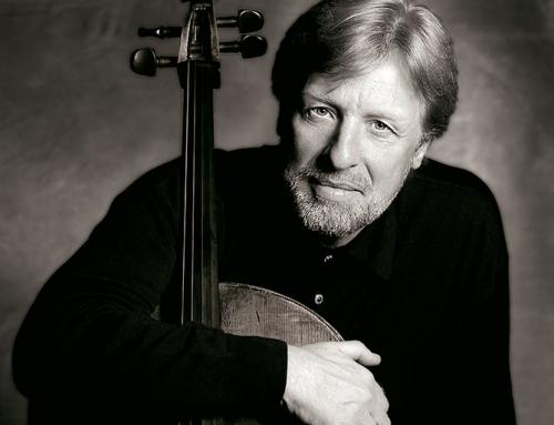 Frans Helmerson Masterclass on Dvorak Concerto