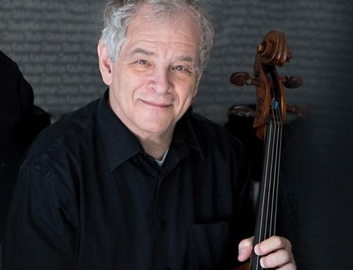 Joel Krosnick Master Class: Schumann Adagio & Allegro Op. 70