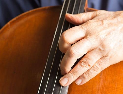 Vibrato: Hand Position