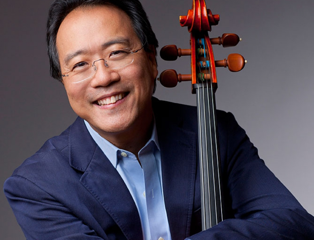 Yo-Yo Ma Master Class: Barber Concerto, Op. 22, Mvt. 1