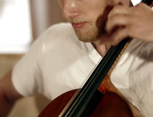 Zoltán Kodály Sonata in B minor for Solo Cello, Op.8, Mvt. III, performed by Sebastian Baverstam