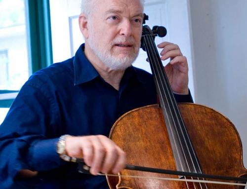 What CelloBello Means to Me — by Paul Katz