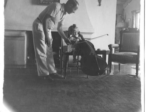 Emanuel Feuermann • Artist Teacher
