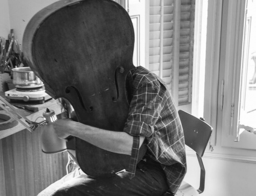 Are You a Manager of Your Cello's Problems? — by Wayne Burak