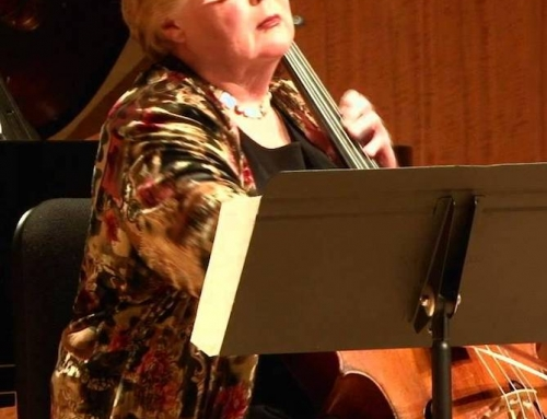 Searching For One's Cello Voice — by Bonnie Hampton