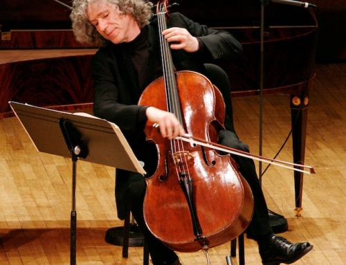 THINKING IN A NEW WAY—Overcoming Habits (Part 3 of 6): My Cello and Me, a Dynamic Partnership — by Selma Gokcen