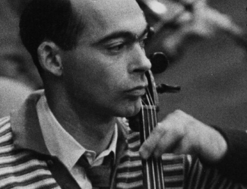 Remembering Hungarian Cello Master János Starker — by Benjamin Ivry