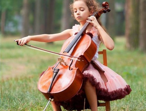 Enjoy Your Cello Playing, Always — by Mark Summer