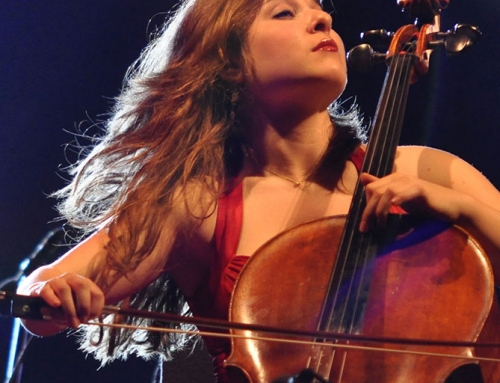 Alisa Weilerstein: Evolving from Practice Room to Stage