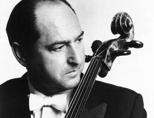 Bernard Greenhouse Meets Pablo Casals – Part 1