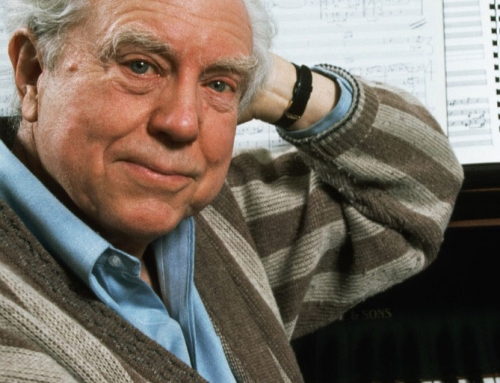 Elliott Carter — The Last Interview