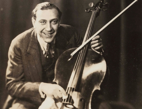 My First Lessons with Gregor Piatigorsky — by Paul Katz