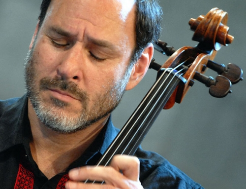Gary Hoffman Master Class: Elgar Concerto
