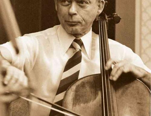 Kodály Solo Sonata – 2nd Mvt., Adagio (con gran espressione)