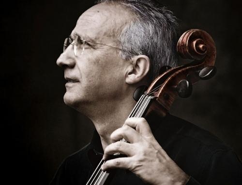 "Lluis Claret Master Class: Schubert ""Arpeggione"" D.421, Mvt. 1 & 2"