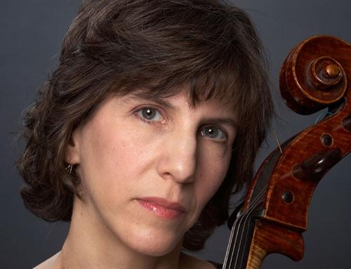 Natasha Brofsky Master Class: Brahms F Major Sonata