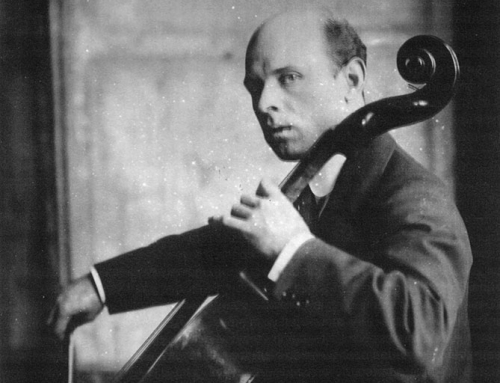 Pablo Casals – A Cry For Peace (48″ clip)