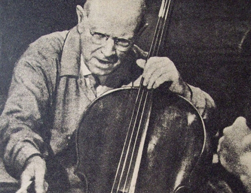 Pablo Casals Master Class: Bach Suite #3 in C, Courante