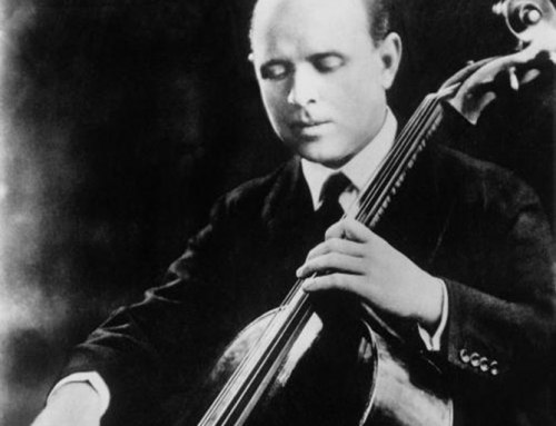 Pablo (Pau) Casals Master Class: Brahms e minor Sonata – Part 1