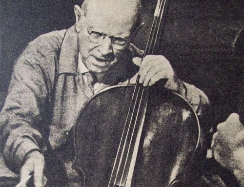 Pablo Casals Master Class: Haydn D Major Concerto, 1st mvt.