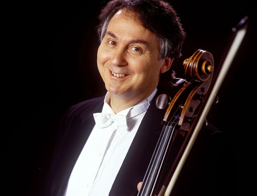 Ralph Kirshbaum Master Class: Prokofiev Cello Sonata in C