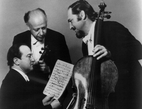 Schubert Piano Trio in B-flat, 2nd movement