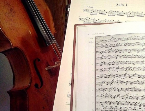 17 (not so) Random Tips for Practicing the Bach Cello Suites — by Inbal Segev