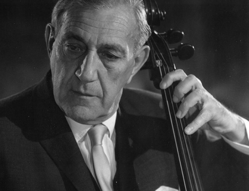 Piatigorsky plays Dvořák's Cello Concerto in B minor
