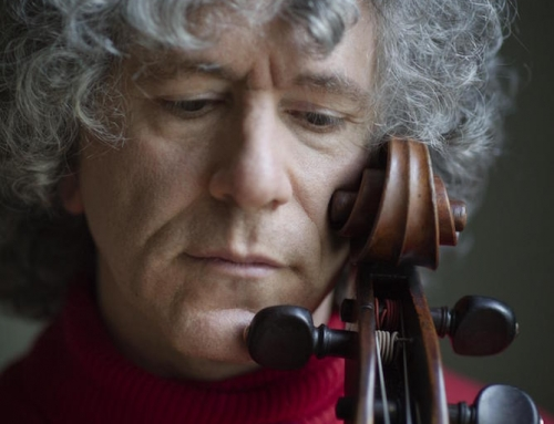 Top Cellist Steven Isserlis Prevented from Boarding Flight with Cello