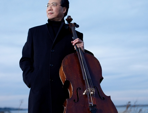 Yo-Yo Ma Interview: On Practicing