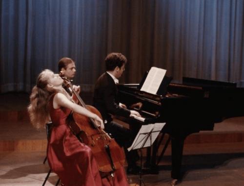 The Forgotten Live Video Recording: Du Pré & the Dvořák Cello Concerto, 1968 — by Tony Woodcock