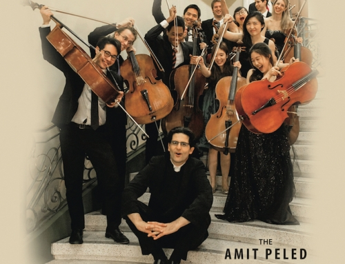 The Amit Peled Peabody Cello Gang: Closing the Circle — by Amit Peled
