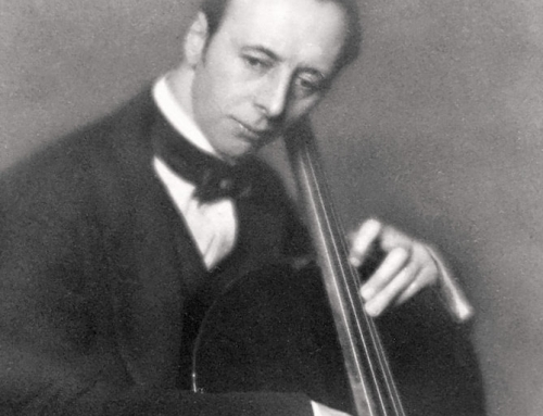 A Much Maligned Cellist: The True Story of Felix Salmond and the Elgar Cello Concerto (Part 3) — by Tully Potter