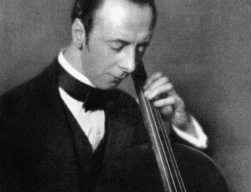 A Much Maligned Cellist: The True Story of Felix Salmond and the Elgar Cello Concerto (Part 1) — by Tully Potter