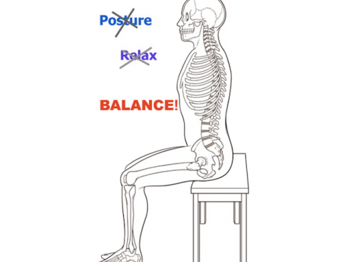"What ""Posture"" Looks Like on the Inside — by Vanessa Mulvey"