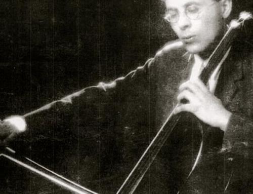 Emanuel Feuermann Oral History: Feuermann, the Performer