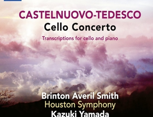 Castelnuovo-Tedesco Cello Concerto Revival — by Brinton Averil Smith