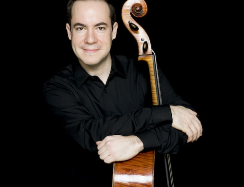 Meet the Boston Symphony Orchestra's New Principal Cellist, Blaise Déjardin