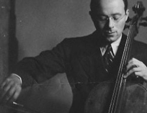 Emanuel Feuermann: Popper Hungarian Rhapsodie Op. 68