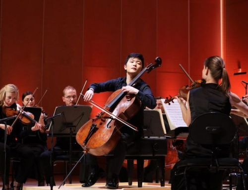 New England Conservatory Cellist Brannon Cho Wins the VI Paulo International Cello Competition