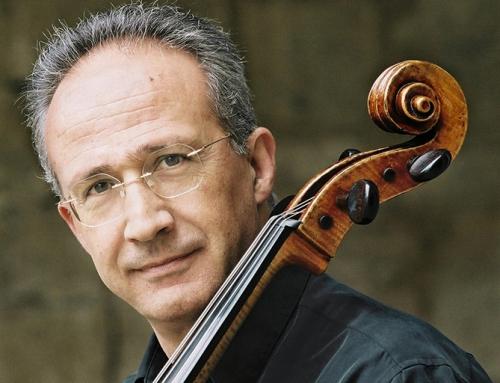 Lluís Claret Master Class: Barber Concerto, Op. 22