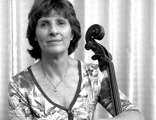 Conversation with Maria Kliegel (September, 1999)