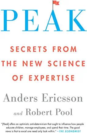 Peak book cover