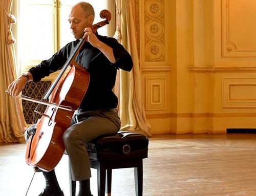 Brant Taylor: Starker's Cello, Bridge and Teaching