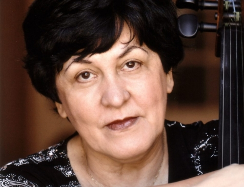 Conversation with Natalia Gutman (October, 1999)