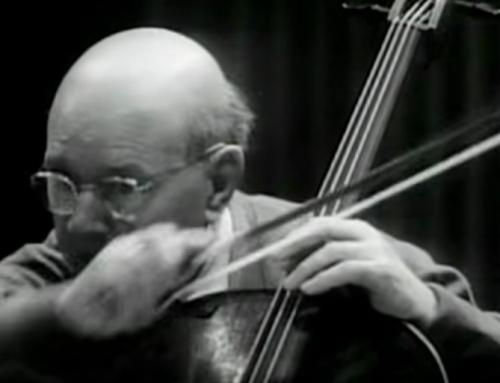 Pablo (Pau) Casals Master Class: Dvořák Cello Concerto (Part 2 of 3)