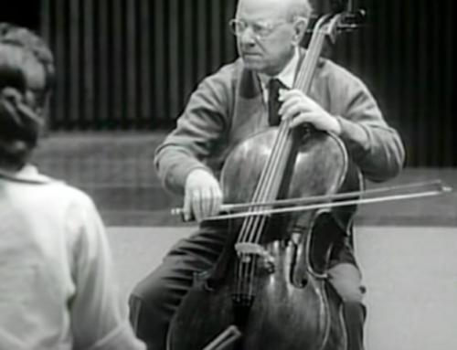 Pablo (Pau) Casals Master Class: Dvořák Cello Concerto (Part 3 of 3)