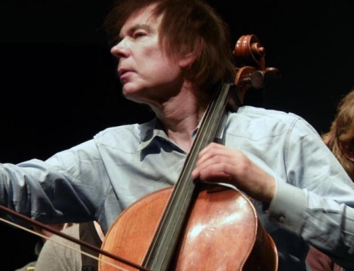 Conversation with Julian Lloyd Webber (July, 2004)